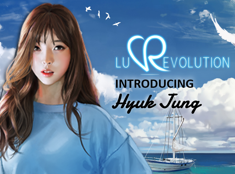 [LuV.Revolution ACE] HyukJung Introduction